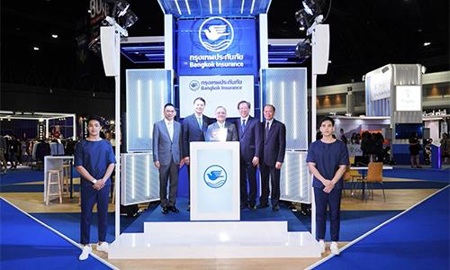 กรุงเทพประกันภัยร่วมออกบูทงาน Money Expo 2018